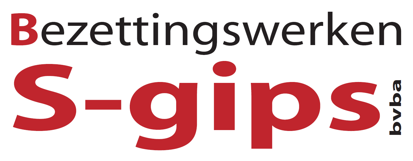 Bezettingswerken S-gips